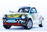 Toms Drag Volkswagen