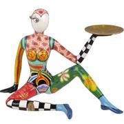Figuras de Ácrobatas de Toms Drag