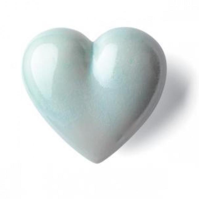 DenzHerz MEER Porcelain heart-312