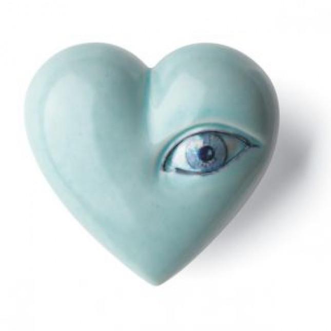 DenzHerz ZYKLOP Porcelain heart-311