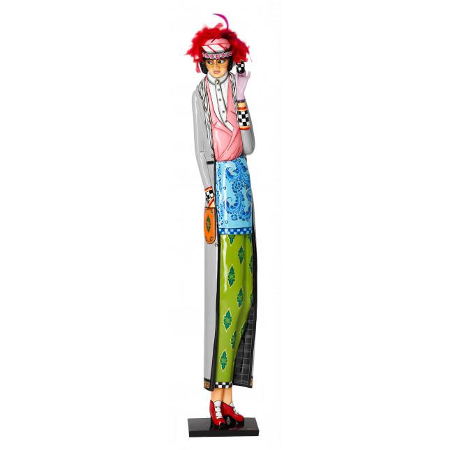 Toms Drag MERRY WIDOW MARTHA Sculpture-32