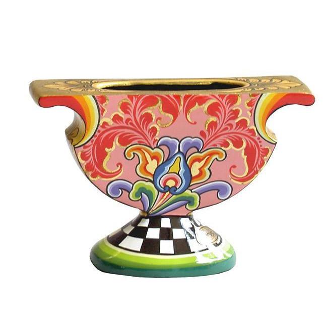 vase greek toms drag