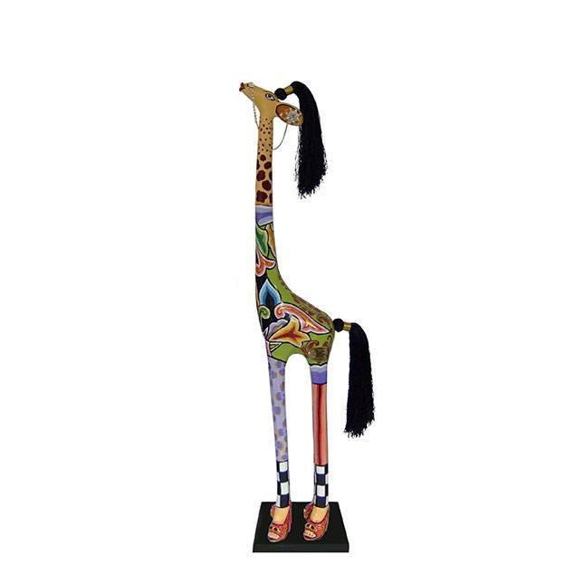 Toms Drag Giraffe Figure CARMEN M-30