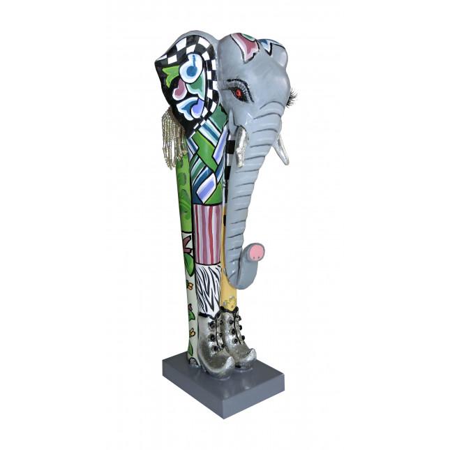 Toms Drag Elephant CONSTANTIN S Silver-324