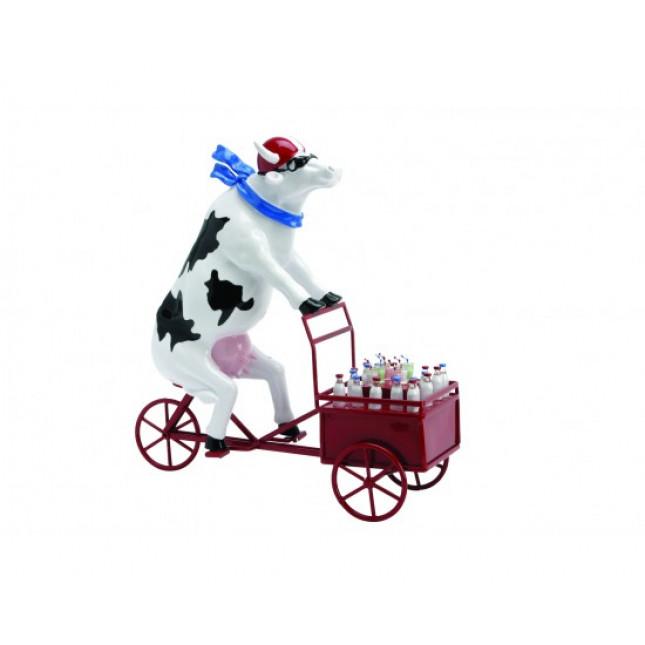 Cow Parade COW Lait Triporteur-3113