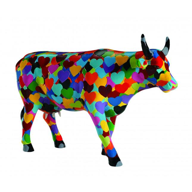 Cow Parade COW Heartstanding-3113