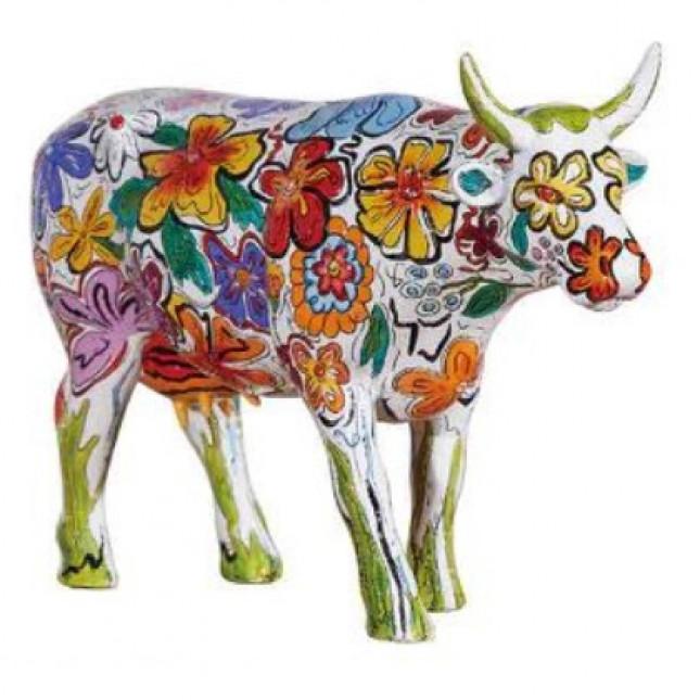 Cow Parade FLORAL Cow-3128