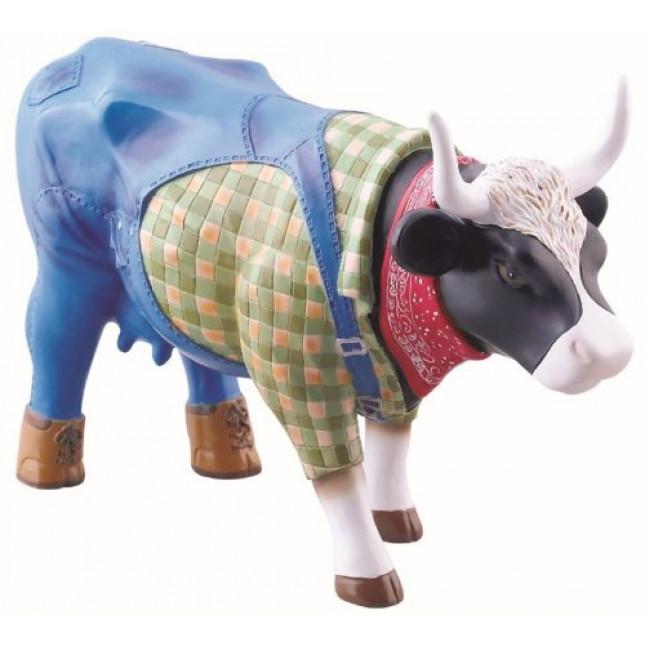 Cow Parade FARMER Cow-3145