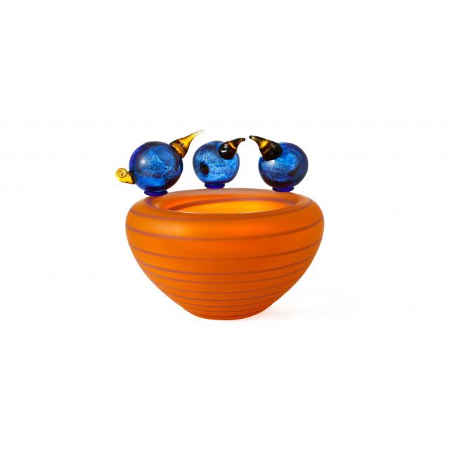 Borowski POOL Bowl Glass Art-320