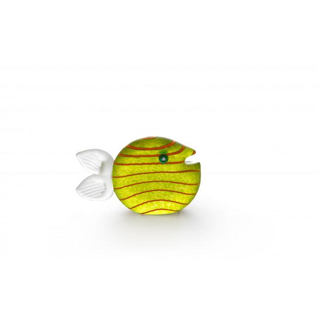 Borowski Paperweight Glass Art SNIPPY SMALL-39