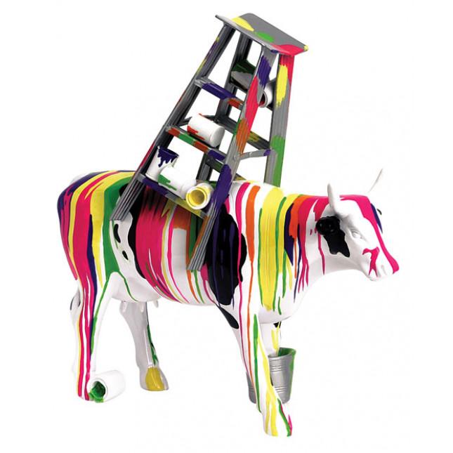 Cow Parade COW muuu Traviesa-3112