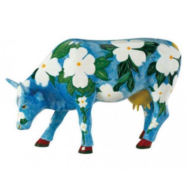 Cow Parade COW Cowalina Dogwood-3113
