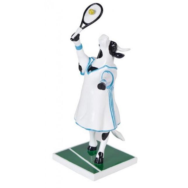Cow Parade Tennis COW-3119