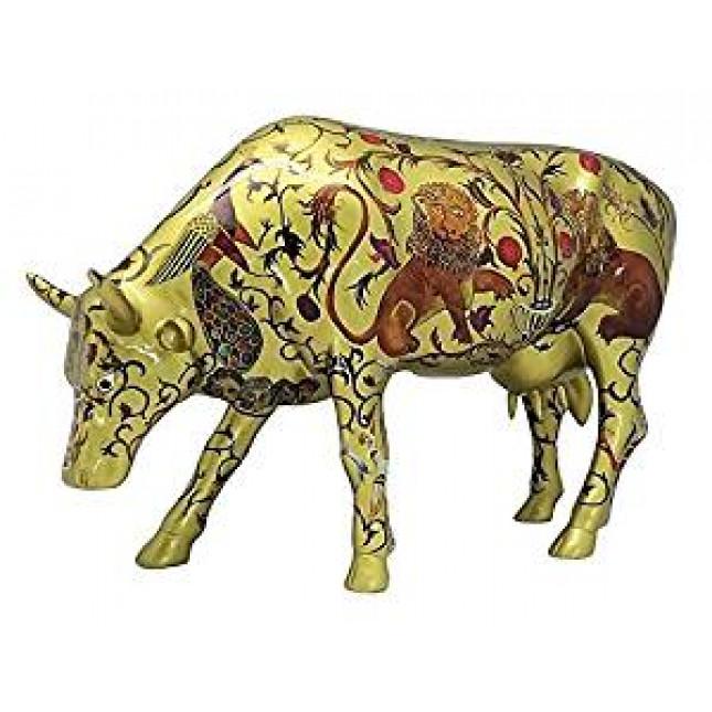 Cow Parade COW Golden Byzantine-37