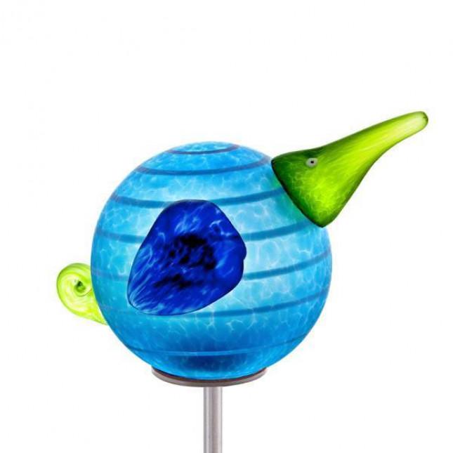 Borowski Outdoor Object Glass Art KIWI STICK-325