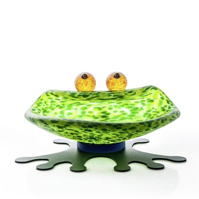 Borowski HOPPER Bowl Glass Art-398