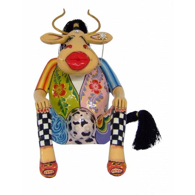 Toms Drag Cow Figure ESMERALDA L-321