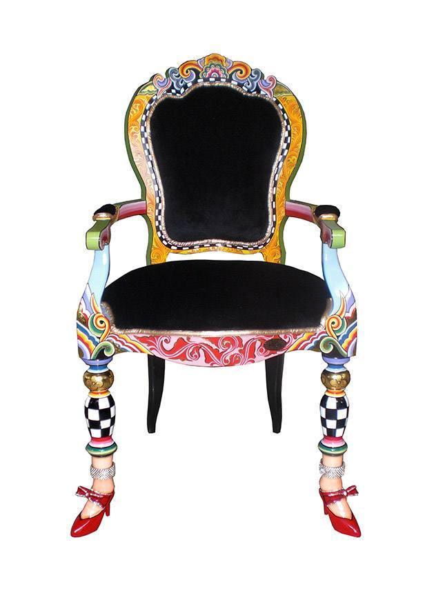 9bc2623434d Toms Drag VERSAILLES Chair - 4098 - Online Shop