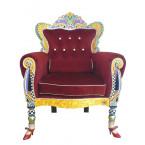 Toms Drag Armchair Throne (Versailles)-20