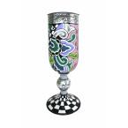 Toms Drag DRAG Vase M Silver-20