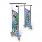 Toms Drag SILVER LINE Towel Rack-20