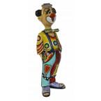 Toms Drag Clown Figure MORETTI S-20