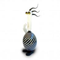 Fernando Agostinho LE CHUCHOTEUR Glass Sculpture-20