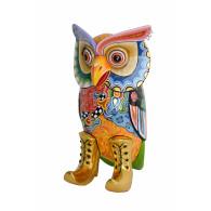 Toms Drag Owl Figure HUGO XXL-20
