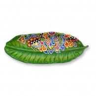 Toms Drag Banana Leaf Shaped PLATE-20