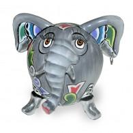Toms Drag Elephant HATHI Silver Line-20