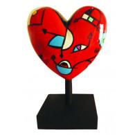Deesse Missive Heart Miranda Rouge-20
