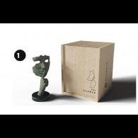 Juliani Collection MO XXS Silence Gallery Green Figure-20