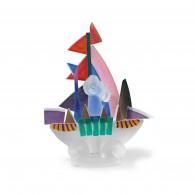Borowski SAILOR Clear Glass Art-20