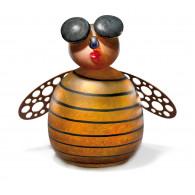 Borowski BIENE Table Lamp Amber Glass Art-20