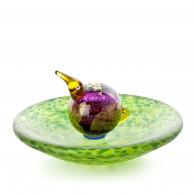 Borowski BIRD BATH Bowl Glass Art-20