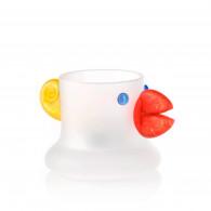 Borowski Candleholder Glass Art CHICK-20
