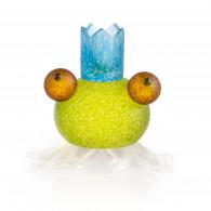 Borowski Candleholder Glass Art FROSCH-20