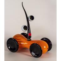Fernando Agostinho PSYCO CAR Glass Sculpture-20
