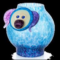 Borowski Vase Glass Art PIG-20