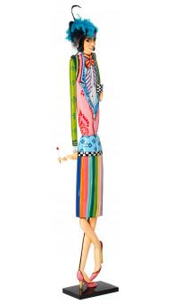 Toms Drag Sculpture LYDIA MERRY WIDOW-20