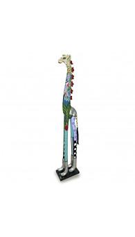 Toms Drag Silver Line Giraffe Sculpture ROXANNA-20