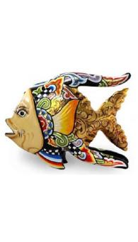 Toms Drag Fish figure OSCAR GOLD-20
