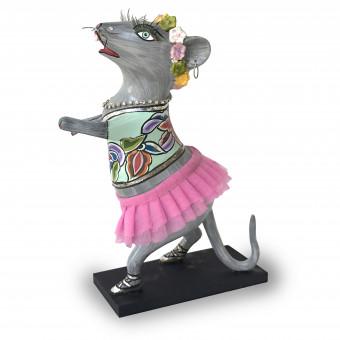 Toms Drag Dancing Mouse LISSY Pink Tutu-20
