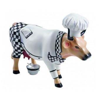 Cow Parade COW Chef-20