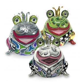 Toms Drag Set of 3 Frog King MARVIN-20