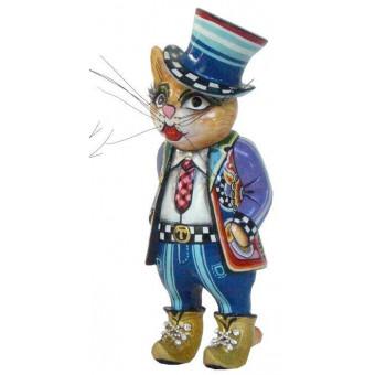 Toms Drag Cat figure PAUL-20