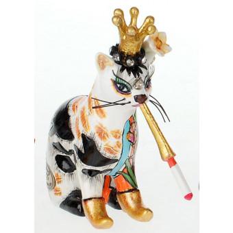 Toms Drag LITTLE VICTORIA Princess Cat figure-20