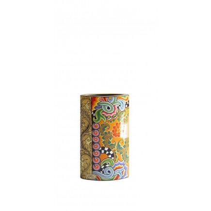 vase small metal toms drag