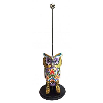 Toms Drag Doorstop Owl HUGO-20