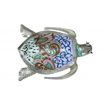Toms Drag Tortoise TILDA L Silver-20